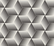 Vector Seamless Halftone Patte...