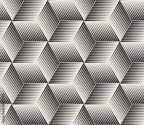 Fotografía Vector seamless halftone pattern