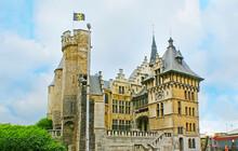 The Castle Of Antwerp, Belgium