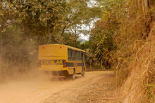 School Bus For Students Living...