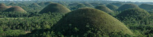The Chocolate Hills Of Bohol P...