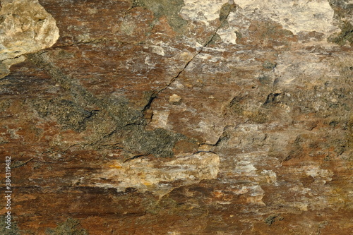Background from a stone of igneous rock Wallpaper Mural