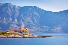 Lighthouse Of Sucuraj On Hvar ...