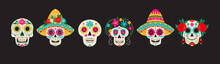 Dia De Los Muertos, Day Of The...