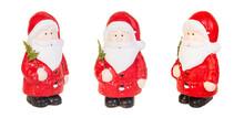 Santa Clause Model Figure, Cer...