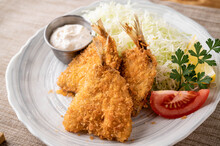 Aji-Fri, Japanese Deep Fried H...