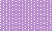 Polka Dots Pattern Back Ground