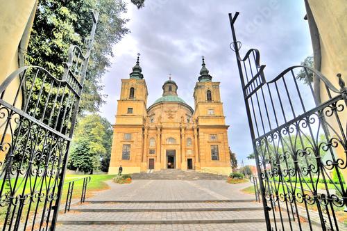 Kościół św. Józefa w Klimontowie - fototapety na wymiar