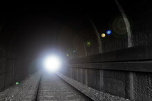 Túnel De Ferrocarril, Túnel Ferroviario