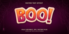 Boo Text Style Effect Fully Ed...