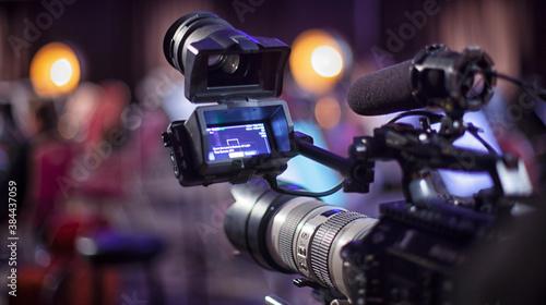 Obraz na plátně Film industry