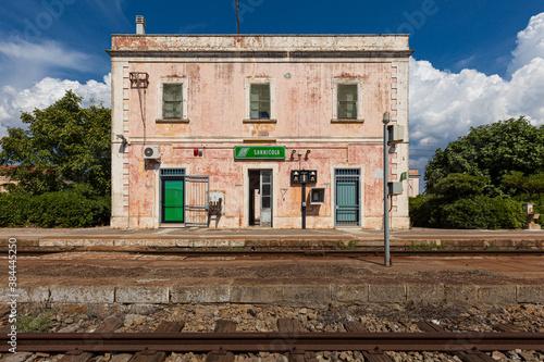 Salento stazione lecce salento Wallpaper Mural