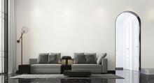 Modern Cozy Mock Up Furniture ...