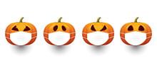 Halloween 2020, Pumpkin With F...