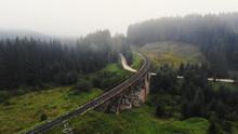 Unique Arched Viaduct Bridge I...