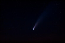 Comet Neowise Observed In The ...
