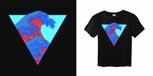 Vaporwave Stylish T-shirt And ...