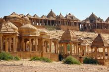Photo Of Hindu Tomb Mausoleum ...