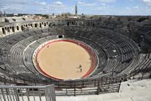 Arènes Romaines De Nîmes, Fr...