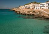 Fototapeta Sawanna - Salento, Apulia, Italy. The italian caribbean