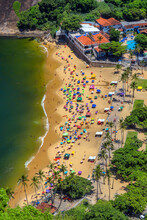 Praia Vermelha - Urca - Rio De...