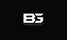 BG Abstract Initial Monogram Letter Alphabet Logo Design