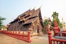 Chiang Mai - Mar 16, 2019: Wat...