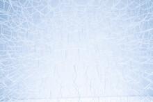 Beautiful White Spider Web /He...