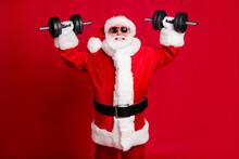 Strongest Santa Claus. Photo O...