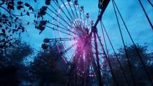 Abandoned Apocalyptic Ferris W...