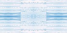 Navy Grunge Texture. Geometric...
