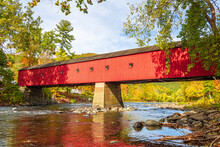 West Cornwall Covered Bridge O...
