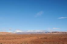 Atlas Mountains Landscape