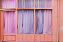 Pastel Store Widows With Color...