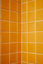 Yellow Portuguese Tiles