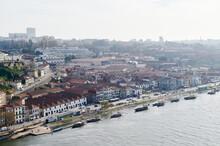 Scenic View Of Historic Porto