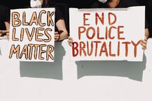 Black Lives Matter / End Police Brutality