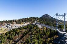 Mile High Swinging Bridge At G...