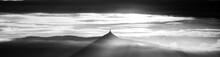 Jested Ridge Evening Panorama