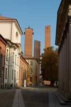 Medieval Towers Of Pavia