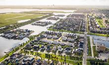 Modern Suburban Area Noorderpl...