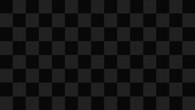 Black And White Checkered Fabric Background