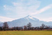 The Mountain Bisalta Landscape...