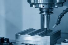 The  CNC  Milling Machine Cutt...
