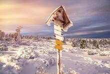 Winter Landscape In December, ...