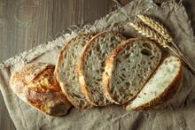 Bread, Traditional Sourdough B...