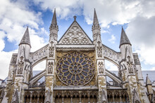 View Of The Westminster Abbey ...