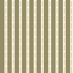 Vector seamless pattern texture background with geometric shapes, colored in yellow, brown, white colors.