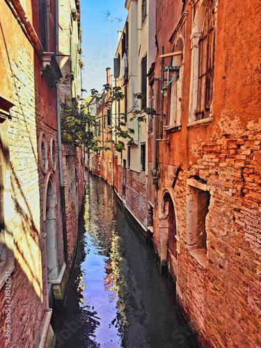 Fototapety, obrazy: Kanal in Venedig