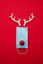 Festive Christmas Reindeer Mad...